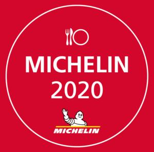 Une assiette Michelin 2020